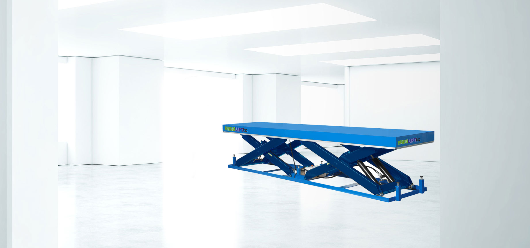 Modern scissor lift tables