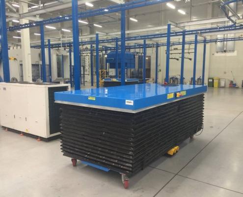 Hydraulic Platform Polaris