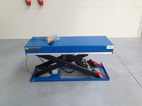Scissor lift table Polaris