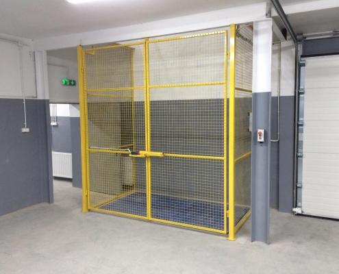 Freight Elevator Polwell Bydgoszcz